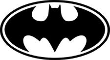"Batman Vinyl Decal ""Sticker"" For Car or Truck Windows, Laptops, etc"