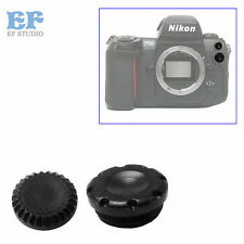10-Pin Remote +Flash PC Sync Terminal Cap Cover For Nikon D200 D2X