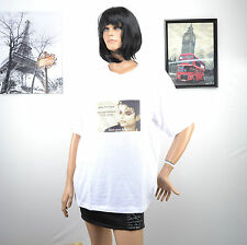 TEE SHIRT MICHAEL JACKSON  TAILLE  XL 44 46 GONE TOO SOON MEMOIRE KING OF POP
