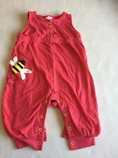 Baby Girls Clothes 3-6 Months - Cute Dungarees Outfit