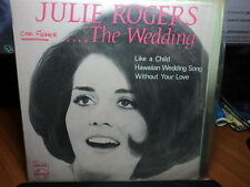 "Julie Rogers ""The Wedding"" Great Oz 7"" EP"