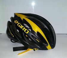 Giro Saros Livestrong Helmet Lance Armstrong Road Bicycle Racing Small Bike NEW
