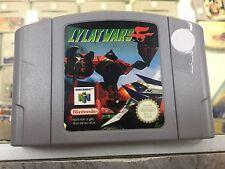 Lylat Wars Lylatwars Star Fox - NINTENDO 64 - N64 - AUS PAL VGC FAST POST!