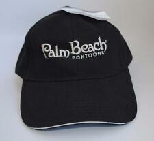 "NWT ""Palm Beach PONTOONS"" One Size Fits All Adjustable Baseball Cap Hat"