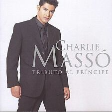 CHARLIE MASSO - Tributo Al Principe - CD ** Brand New **