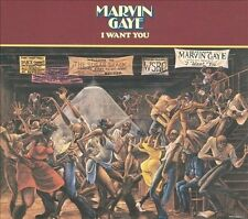 Marvin Gaye-I Want You (Deluxe Edition) CD NEW