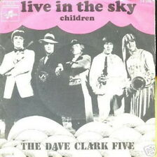 THE DAVE CLARK FIVE 45 TOURS FRANCE LIVE IN THE SKY