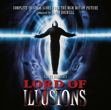 LORD OF ILLUSIONS - 2CD COMPLETE SCORE - LIMITED 1200 - SIMON BOSWELL