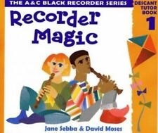 Recorder Magic Desant Tutor Book 1 - Same Day P+P