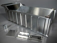 Custom Aluminum Dump Bed Container Conversion Kit Tamiya 1/14 RC King Hauler