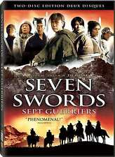 Seven Swords (DVD, 2008, Canadian)
