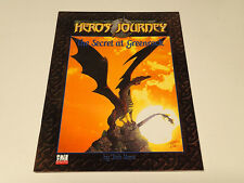 Hero's Journey RPG: Secret at Greenrock CIT001 for use with Dungeons & Dragons