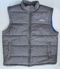 NWT Ecko Unltd Sleeveless Puffer Vest Jacket Metal Grey Gray Size 3XL