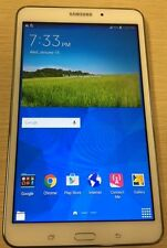Samsung Galaxy Tab 4 SM-T337T 16GB, Wi-Fi + 4G (T-Mobile), 8in - White Unlo