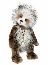 Charlie Bears Keeley Collectable Bear 2016 Collection Jointed Teddy Valentines