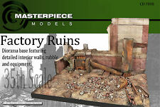1/35th scale CD7008 Stalingrad factory ruins #1