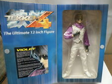 "Tekken 4 12"" Action Figure * VIOLET * 20 Points of Articulation Tekken 4"
