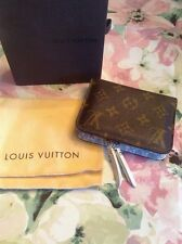 AUTHENTIC LOUIS VUITTON MONOGRAM LIMITED EDITION FLEUR WALLET SMALL