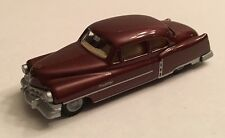 PRALINE 1954 CADILLAC LIMO - BROWN - HO SCALE (1:87)