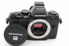 Olympus OM-D E-M5 16.1MP 3'' SCREEN DIGITAL CAMERA WITH ACCESSORIES