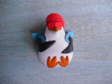 Mc Donald`s Happy Meal Toy 2014 Penguins Madagascar Character Private Jet Pack