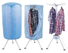 Prem-I-Air Elite 900W Hot Air Clothes Laundry Drier Dryer Drying Travel Student