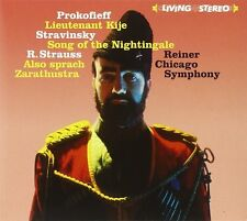Fritz Reiner: Prokofieff: Lieutenant Kije - Stravinsky: Song Of The Nightingale