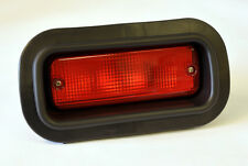 Honda Acura JDM & EDM Rear Bumper Foglight Fog Light - Red