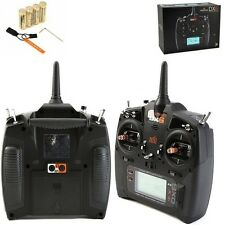 Spektrum DX6 6-Channel 6CH DSMX Helicopter Transmitter / Radio Mode 2 SPMR6700