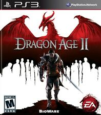 Dragon Age 2 II  (Sony Playstation 3, 2011) NEW! PS3