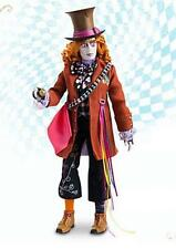 "Mad Hatter 13"" Doll Johnny Depp Disney Store Alice Through The Looking Glass NIB"