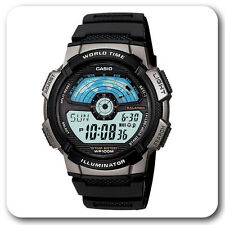 CASIO AE 1100W 1AVDF Orologio Digitale Cronometro 5 Allarmi World Time