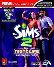 The Sims 2: Nightlife (Prima Official Game Guide) Kramer, Greg Paperback