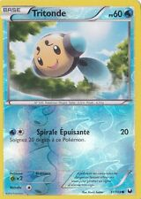 Tritonde Reverse-N&B:Explorateurs Obscurs-31/108-Carte Pokemon Neuve France
