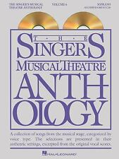 The Singer's Musical Theatre Anthology - Soprano Accompaniment Vol. 6 (2016,...