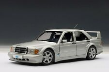 MERCEDES-BENZ 190E 2.5-16V EVOLUTION2 (ASTRAL SILVER) 1:18 *Last One!