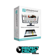 Playground Sessions for PC Piano Lessons SOFTWARE - DIGITAL - PERFECT CIRCUIT
