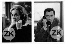ASCENSEUR POUR L'ECHAFAUD Louis MALLE J. MOREAU M. RONET Téléphone 2 Photos 1957