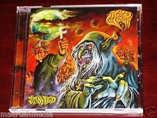 Acid Witch: Stoned CD 2011 Hells Headbangers Records HELLS 058 NEW
