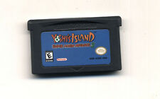 Nintendo Game Boy Advance YOSHI'S ISLAND Super Mario 3 OTTIMO Gameboy GBA