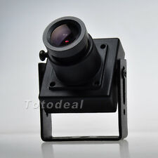 KINGMAK 2.8mm Wide Angle Lens Mini HD 700TVL BNC FPV Camera CCTV Security Cam