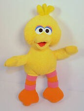"2000 Big Bird 12"" Plush Stuffed Figure Sesame Street ""My First Pal"" F-P Mattel"