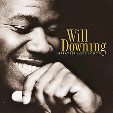 Greatest Love Songs by Will Downing (CD, Jan-2002, Hip-O)