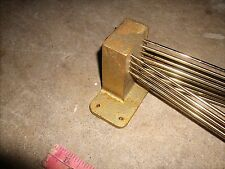 ridgeway Chime Rods and Block for Grandfather clock movment