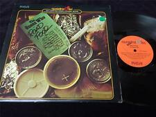 THE GUESS WHO LP: ROAD FOOD, QUAD, 1974