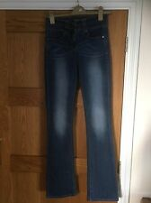 Next Sexy High Waist Bootcut Jeans 8long