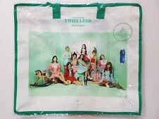 [KPOP] Twice Concert Twiceland Concert Goods - Tarpaulin Bag