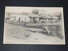 CPA CARTE POSTALE 1907 ALGERIE COLONIES FRANCE AFRIQUE AÏN-SEFRA LA PLACE