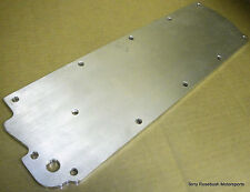 GM Chevy LS Aluminum Lifter Valley Cover, Custom-Made,