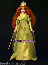Faerie Queen Legends of Ireland Barbie Doll Used Displayed Deboxed NO BOX